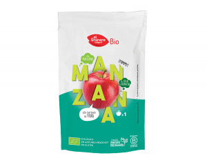 Granero Manzana Snack Bio 20g