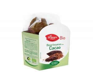 Granero Galletas Artesanas Con Chocolate Bio 220g
