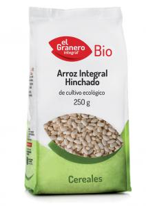 Granero Arroz Integral Hinchado Bio 250g