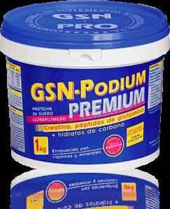 Gsn Podium Premium 1000 Grs Chocolate