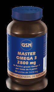 Gsn Master Omega 80 Perlas