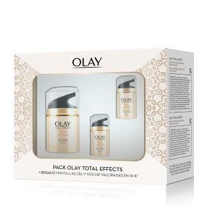 Olay Total Effects C Dia Spf 15 Mini Sets