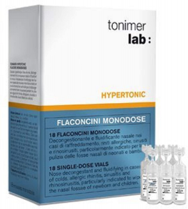 Tonimer lab 18 flaconcini monodose