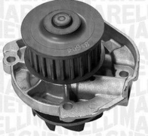 Pompa acqua Fiat 500, Punto, Ypsilon, 1.2. 1,4, MARELLI,