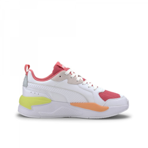 Puma X-Ray Game White Bubblegum da Donna