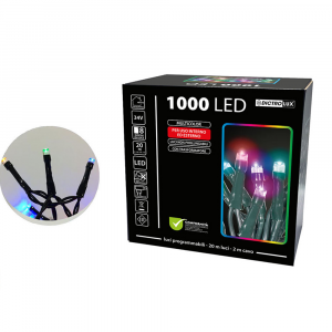 1000 Luci Led Multicolore