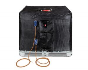 1000 LT Trommelheizung oder Thermostatabdeckung für IBC-Tanks