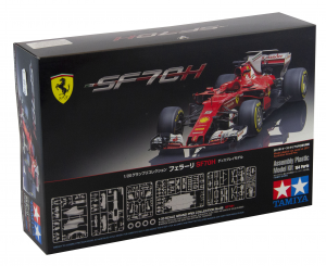 Ferrari Sf70H 1/20 Scale Model KIT