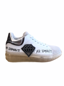 Sneakers diamante