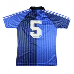 1988-89 Pisa Maglia Match Worn Coppa Italia XL Autografata