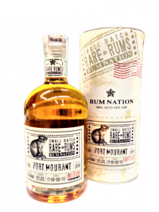 Rum Port Mourant 2001- 2019 57,6%- Rum Nation Rare Rums Small Batch Guyana