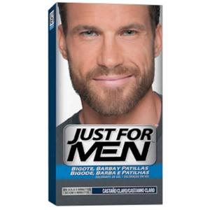 Just For Men Moustache And Beard Light Brown 28.4g