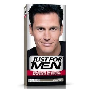 Just For Men Shampoo Colorante Nero 66ml