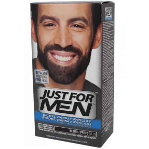 Just For Men Moustache And Beard Real Black 28.4g