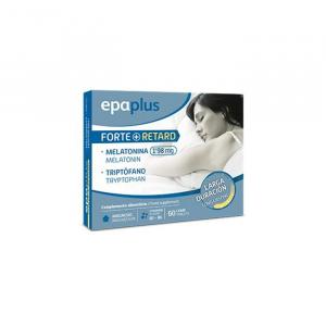 Epaplus Forte Retard  Melatonina E Triptófano 60 Compresse