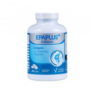 Epaplus Collagen  Hyaluronic And Magnesium 448 Comprimés