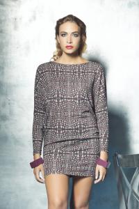 Mini Vestito in maglina | Abbigliamento casual donna online