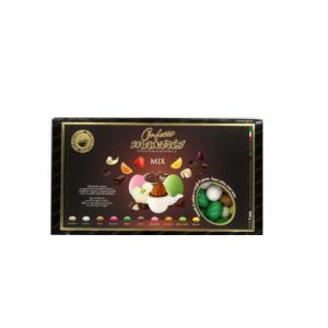 Maxtris confetti ciocolato e mandorla gusti assortiti 1kg