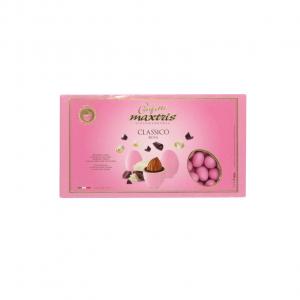 Maxtris confetti ciocomandorla classico rosa 1kg