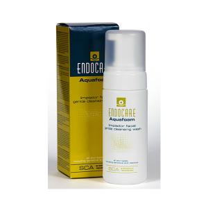 Endocare Aquafoam Cleansing Facial Foam 125ml