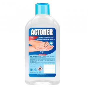 Actoner Hydroalcoholic Gel Hand Sanitizer 500ml