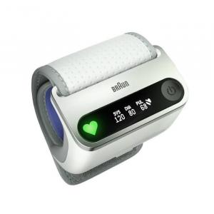 Braun Monitor Della Pressione Sanguigna Da Polso 7BPW4500
