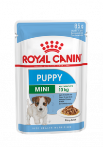 ROYAL CANIN MINI PUPPY BUSTE 85gr