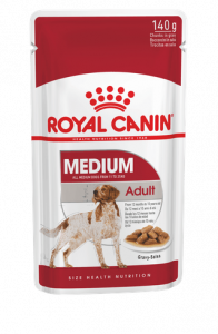ROYAL CANIN MEDIUM ADULT BUSTE 140gr