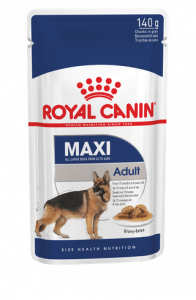 ROYAL CANIN MAXI ADULT BUSTE 140gr