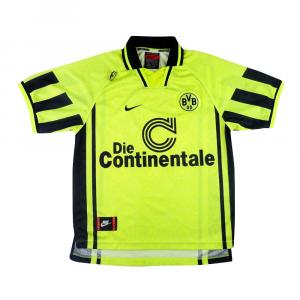 1996-97 Borussia Dortmund Maglia Home M (Top)