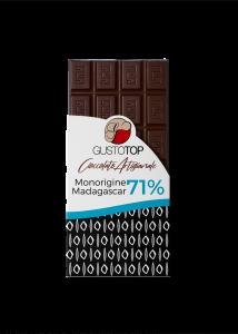 Tavoletta di Cioccolato Fondente Madacascar 100g
