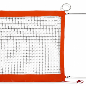 Rete beach tennis con banda in PVC 100 mm
