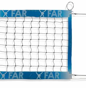 Rete beach volley Extra con stampa personalizzata