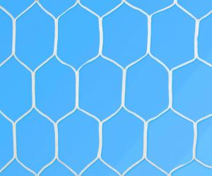 Rete calcetto esagonale 3x2 m Ø 3 mm