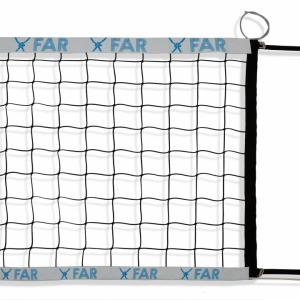 Rete pallavolo Mondial Extra con stampa personalizzata