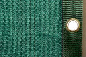 Telo Art. 9 nero/verde - m 4,87 x 4,78