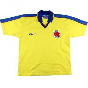 1998-01 Colombia Maglia Home M (Top)