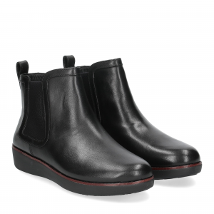 Fitflop Chai chelsea boots all black