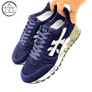 Premiata - Mick - Blue navy