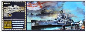 HMS Prince of Wales 1941.12