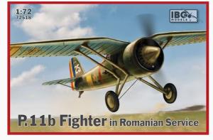 PZL P.11b