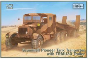 Scammell Pioneer Tank Transporter