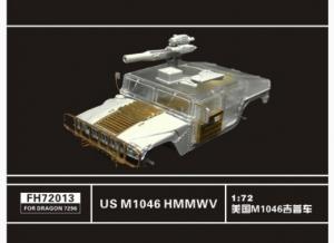 US M1046 HMMWV