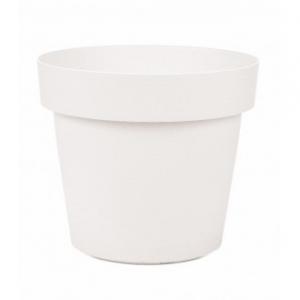 Vaso Tondo Melrose  60 Bianco