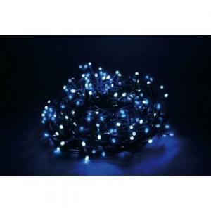 Serie da 100 Luci Led Blu per Uso Esterno
