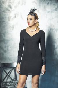 Abito corto aderente | Vendita abbigliamento elegante online
