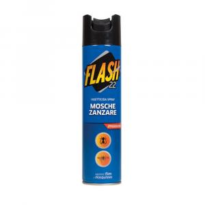 FLASH Insetticida Spray Mosche Zanzare 250ml
