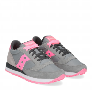 Saucony Jazz Original grey pink