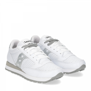 Saucony Jazz Original white silver