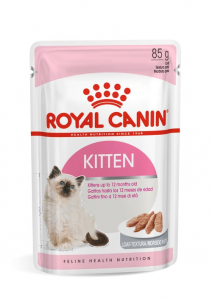 ROYAL CANIN CAT SECOND AGE KITTEN LOAF/ PATE' BUSTE 85gr